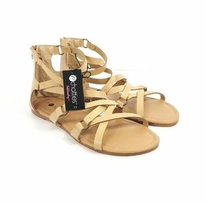 Gladiator Sandals by Chatties